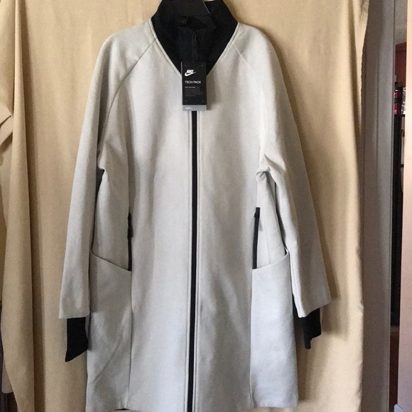 7327a5c89 Nike Jackets & Coats | Womens Tech Pack Waterproof Coat New | Poshmark